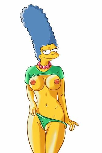 Sey Marge Simpson Porn