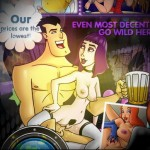 Famous drunk blowjobs powered by toon-party.com - Drunk Blowjob Cartoon Drunk Orgy Cartoon